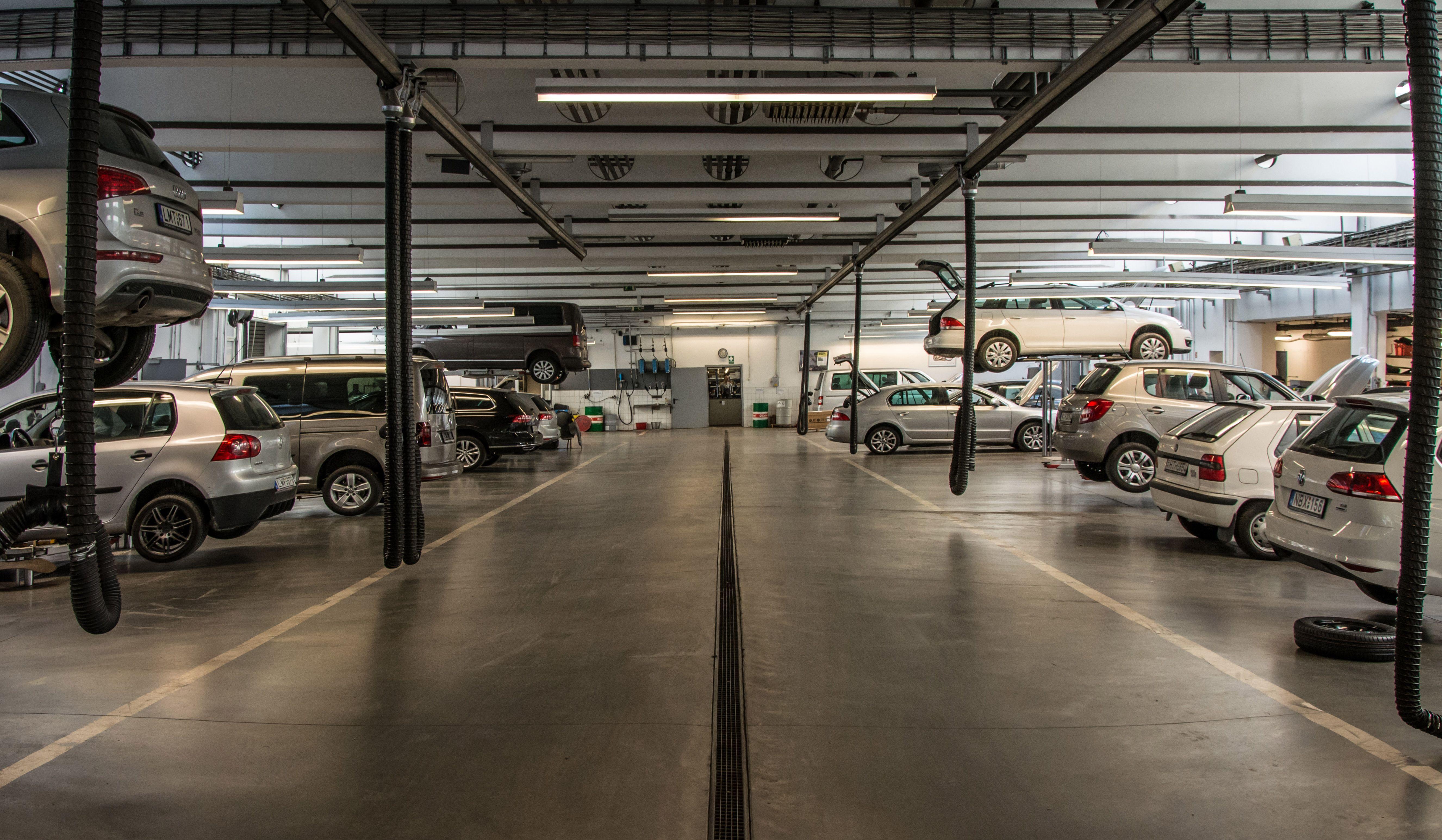 Szerviz Porsche Buda